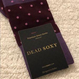 Dead Soxy Medium Dress Socks